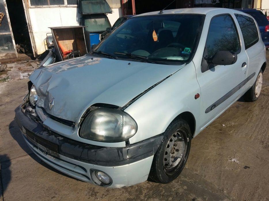 Рено Клио 1.5dci Renault Clio 1.2i на части