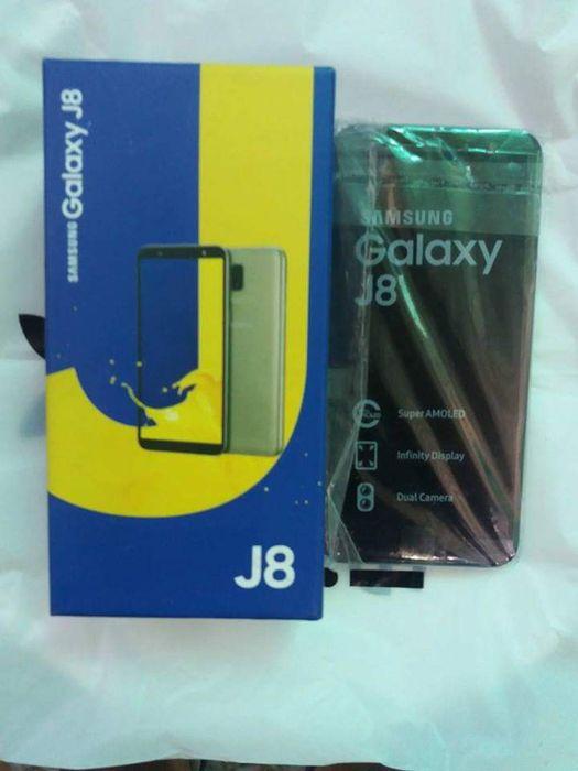 Samsung galaxy j8 dual sim novo na caixa original genuíno