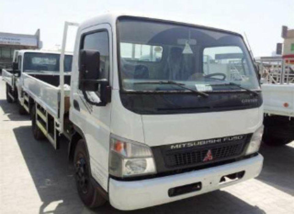 Mitsubishi Canter 0km
