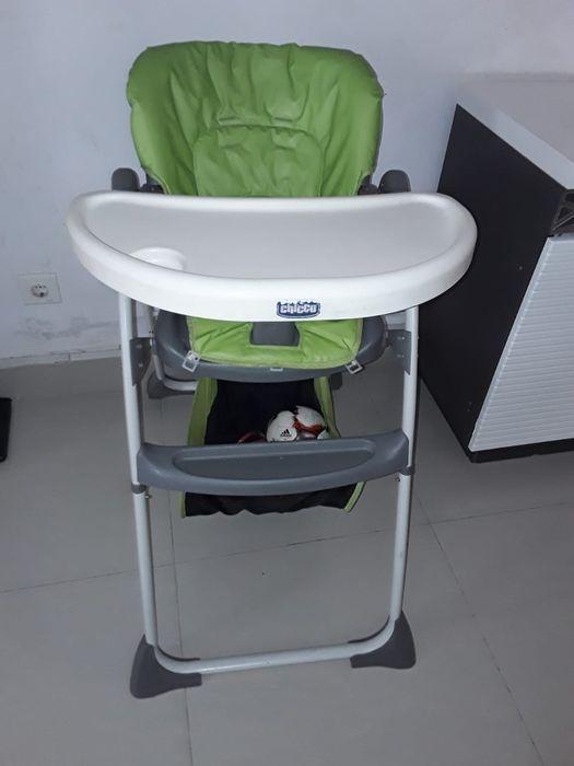 Cadeira de refeição para bebe