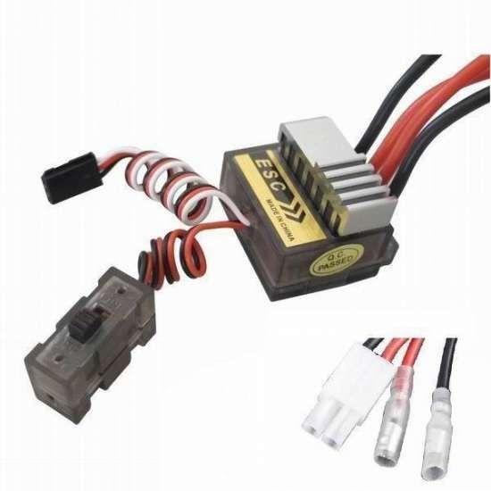 5044 - 320A 6V Voltage ESC Brushed Speed Controller