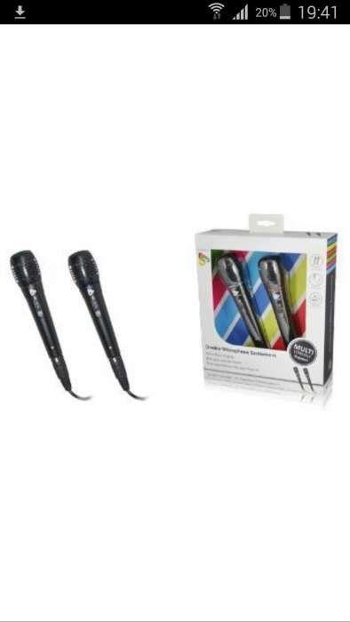 Microfoane Playfect Excitement USB WII, Playstation2 și 3, XBOX