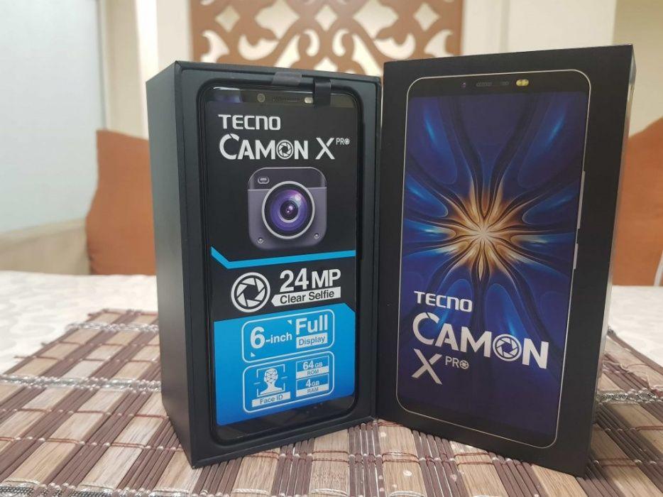 Tecno XPro 64GB + 4GB/novos na caixa.