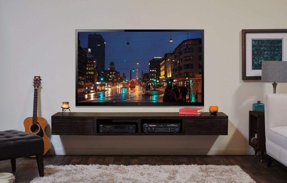 Профессиональная навеска и установка телевизоров-3500 тенге за точку.