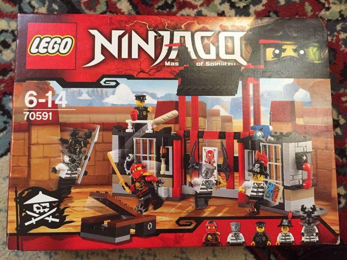 LEGO-Ninjago-joblot