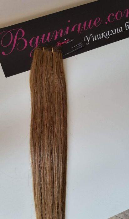 Естествена коса за удължаване, Висок клас ААА+ гр. София - image 5