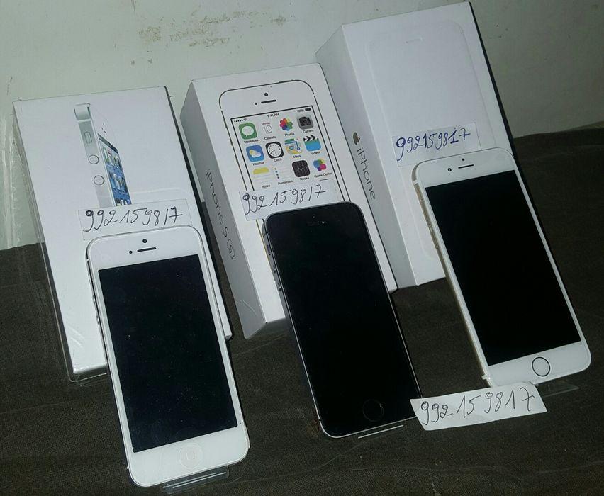 Apple IPhone 5s 6 6s & 6Plus original Cada Telemóvel com Seu preço.