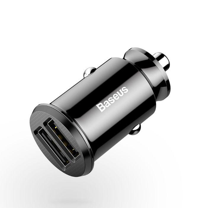 Супер Fast charger бързо зарядно за кола BASEUS 3.1A с 2 USB порта