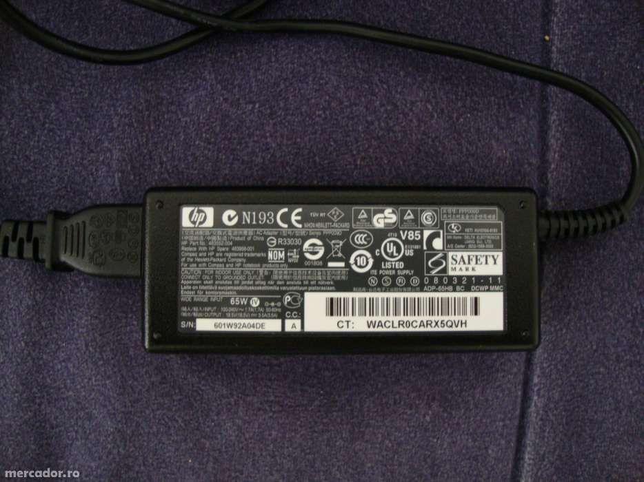 Incarcatoare Laptop,Asus,Dell,Toshiba,Hp,Acer, 18,5-19V/2,5-3,5-4.5A