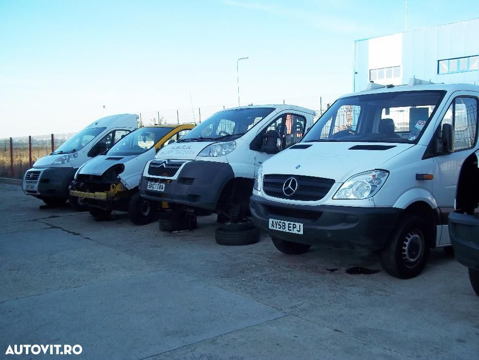 Piese dezmembrari ,motor Mercedes Sprinter,VW Crafter,Ford Transit,Iveco Daily,Renault Trafic