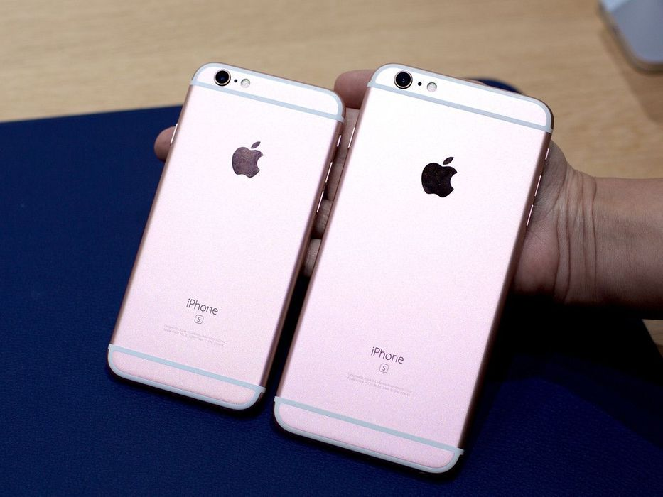 Apple iPhone 6s 32GB/novo sem a caixa!