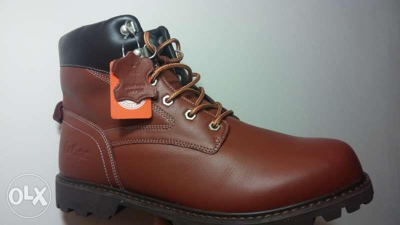 Зимни обувки Lee Cooper Bud Boot Red № 44.5