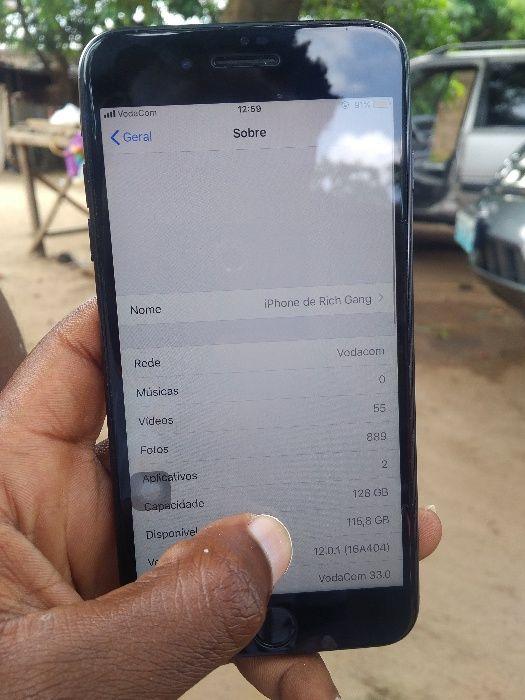 Iphone 7 plus 128GB super novo