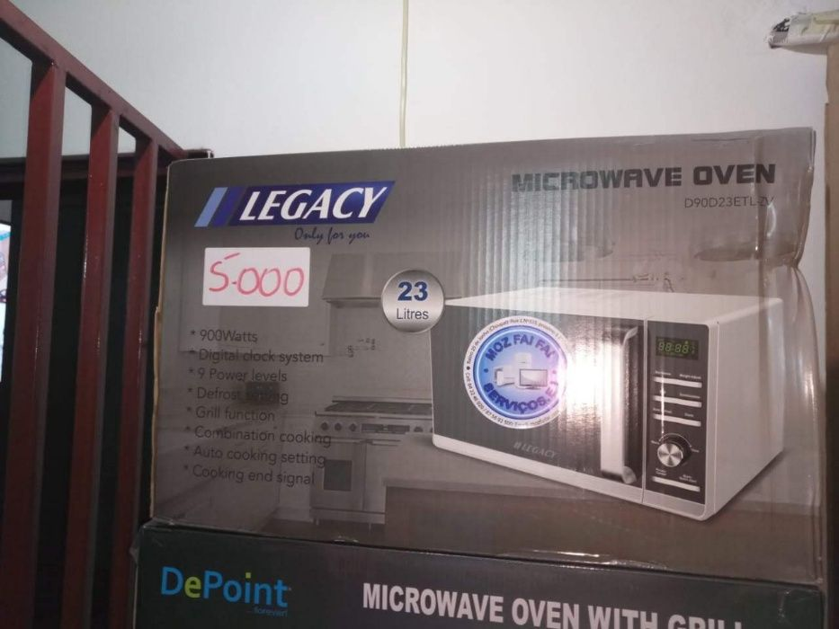 MIcroondas Legacy