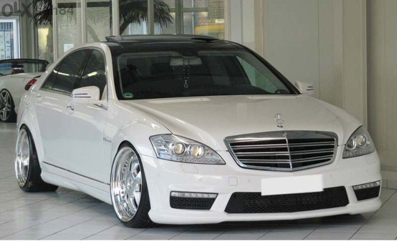 Amg Пакет за Mercedes W221 S-class