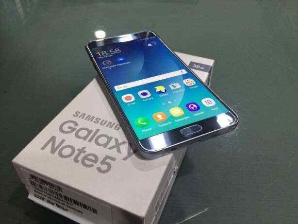 Samsung Galaxy Note5 novos selados
