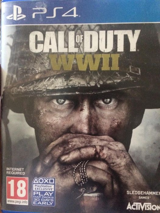 Call of duty World War 2 Ps4