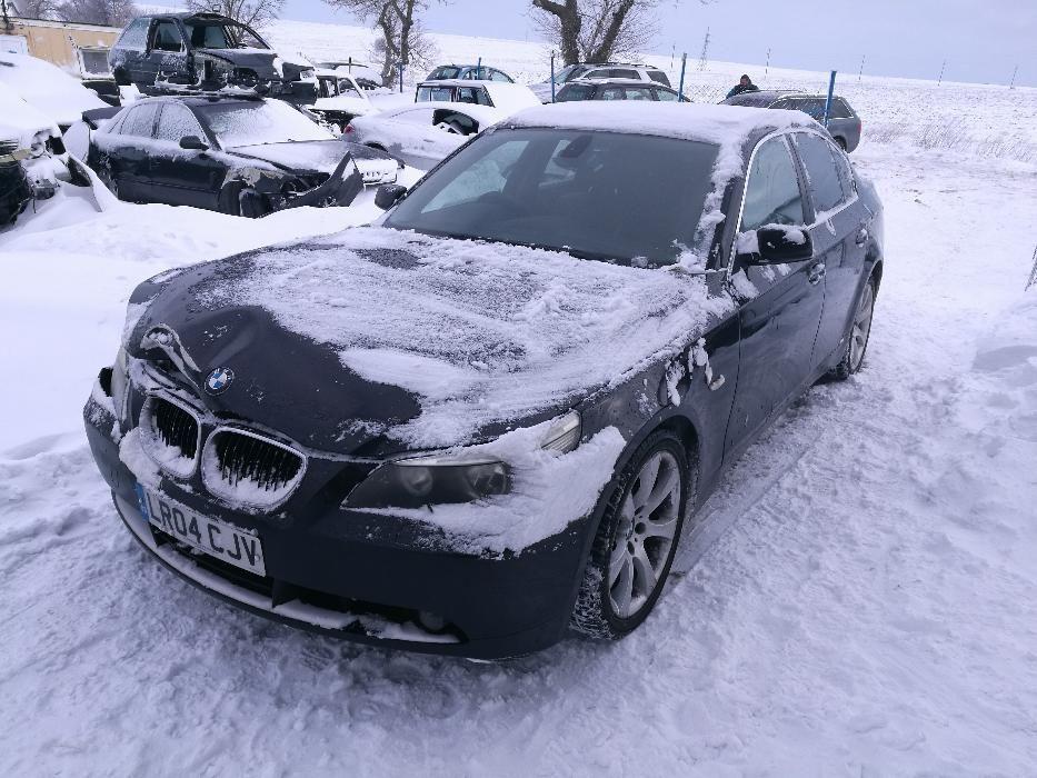 Продавам БМВ BMW 520 Е60 2. 2I автоматик