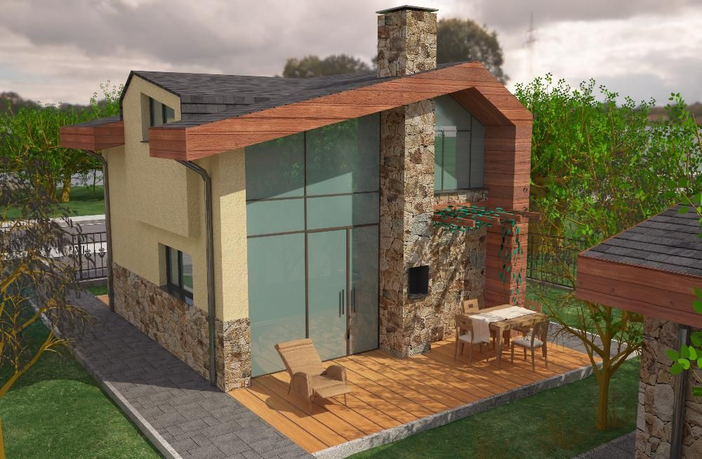 Проект за къща на цени от 2300лв. за всички части. гр. София - image 11