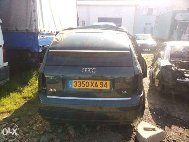 Dezmembrez gama Audi A2,A4,A6,A8 intre anii 1995-2010