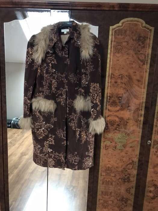 Palton catifea marimea 50