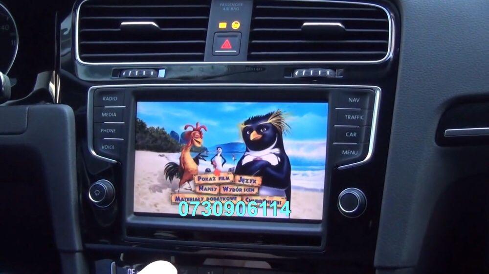 Activare Video in Motion(Mers) VIM Passat B8,Golf 7,Octavia 3,Superb 3