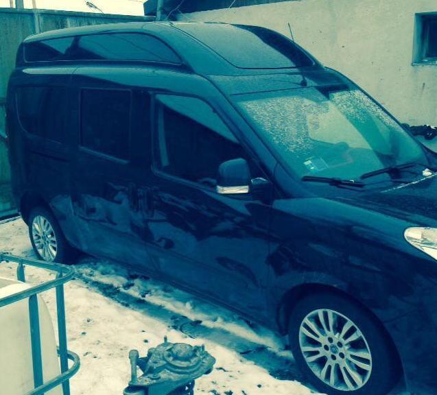 Fiat Doblo 2012 2.0jtd на части