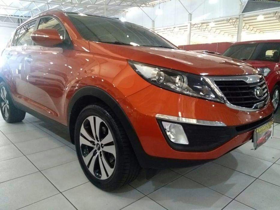 Kia Sportage full option