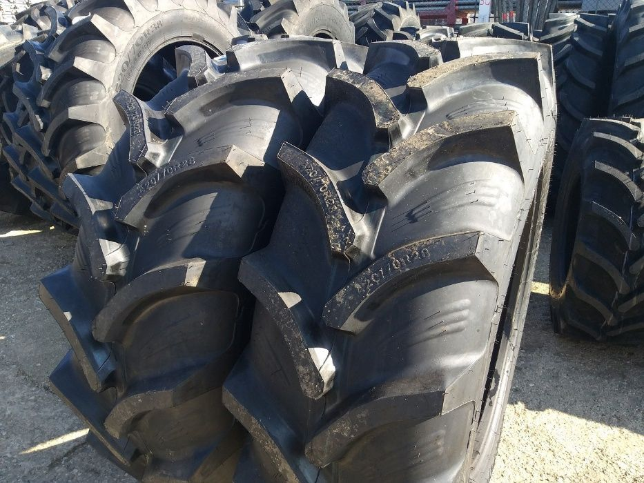 Cauciucuri tractor 420/70 r28 OZKA radiale cu garantie livrare gratuit