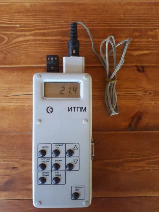 Измеритель температуры ИПТМ2П-ТХК-ТС