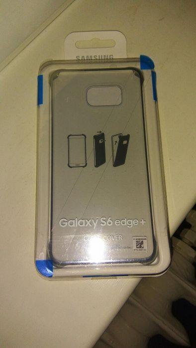 Husa Samsung s6 edge plus originala samsung