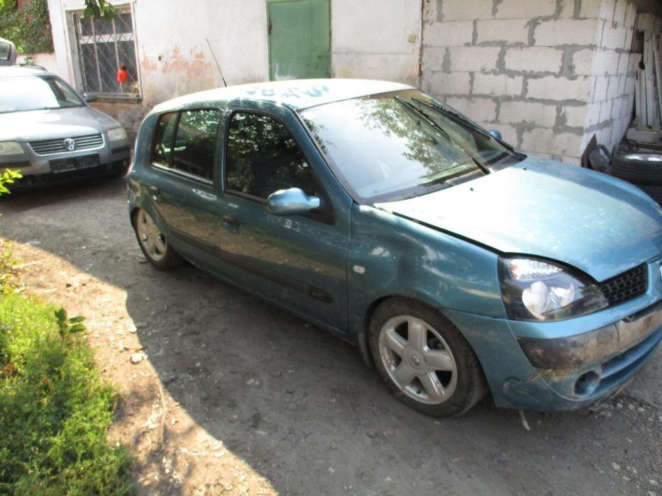 Renault Clio 1.5 DCI 2003 На Части