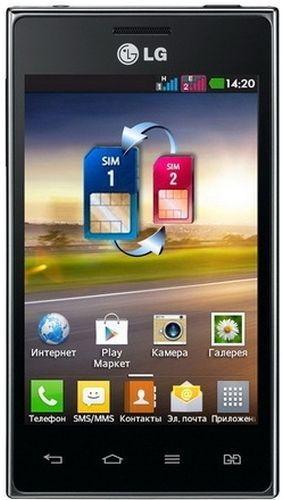 Продаю смартфон и проводной телефон LG E615 в отл. сост.