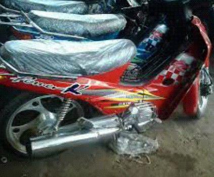 Moto Jakarta KTM