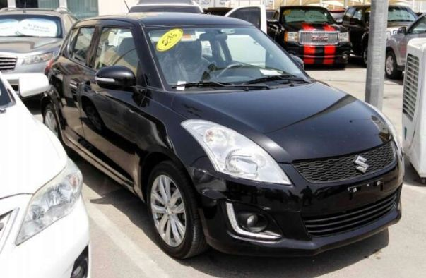 Vendo viatura de marca suzuki swift