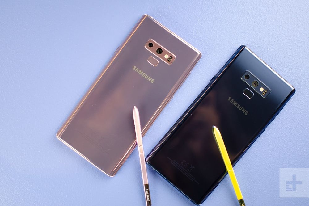 Samsung note9dous