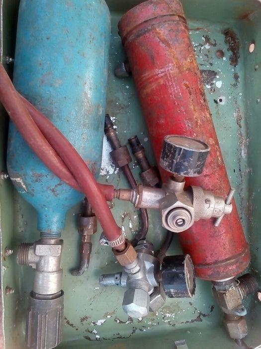 Аппаратура газовая
