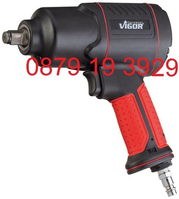 Пневматичен ударен гайковерт VIGOR 1200 Nm