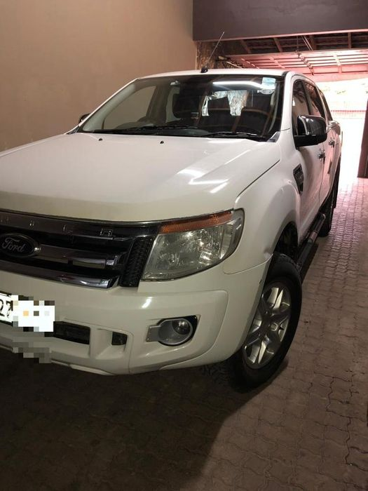 Ford Ranger limited clean automática