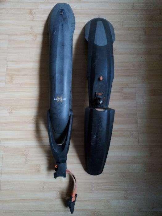 Aripa/aparatoare SKS x-blade si shockblade