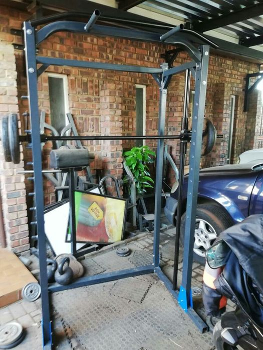 Máquinas para o ginásio