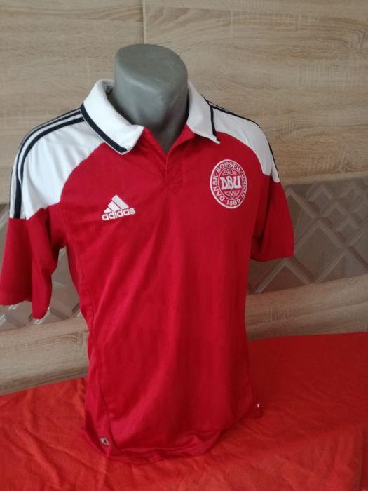 Футбол фенска тениска Adidas Dansk DBU