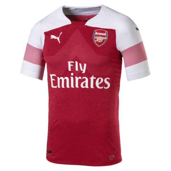 Arsenal 2018/19 home shirt