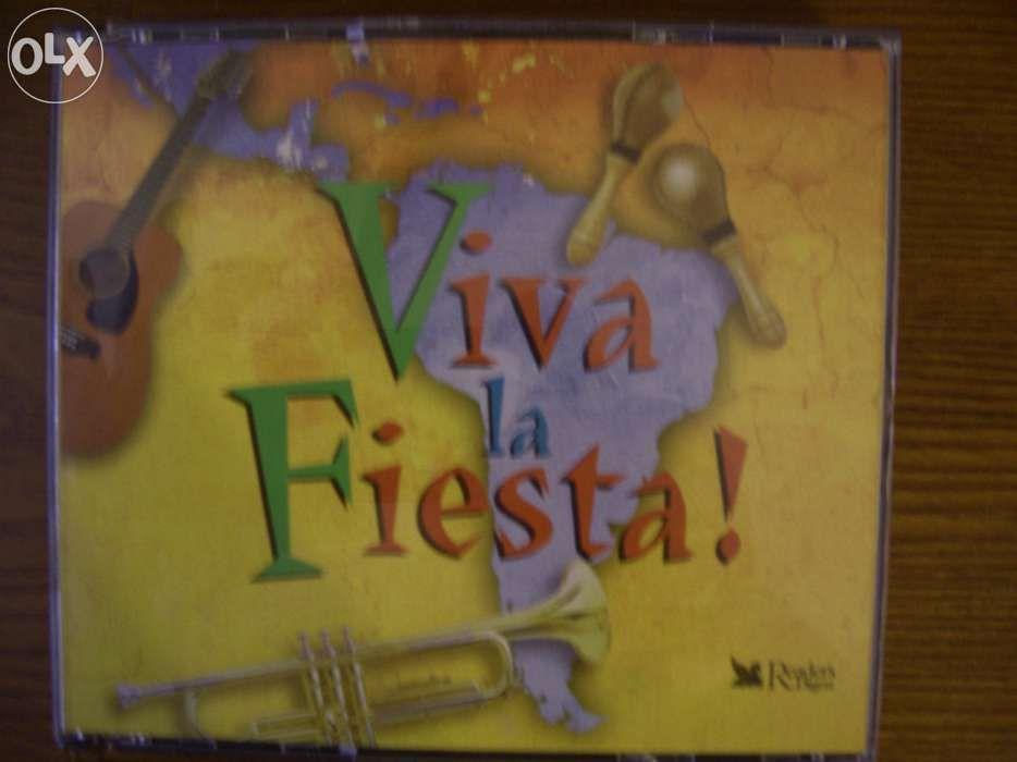 "Colectie de 3 CD-uri ""Viva la Fiesta"""