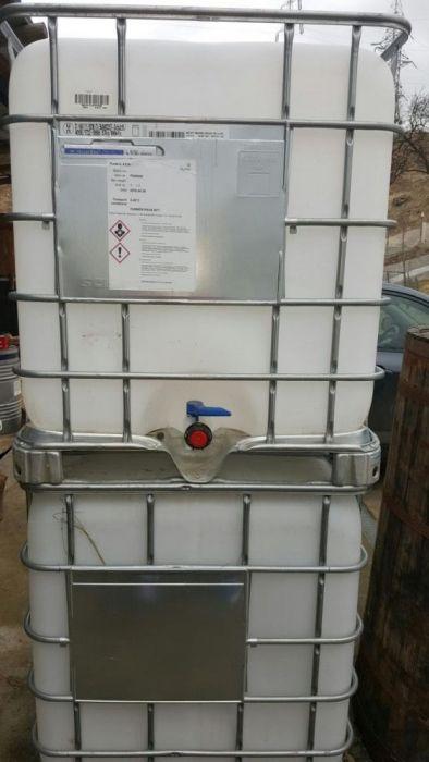 Vând Bazine , Bidoane de 1000 L