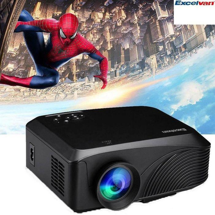 Mini Projectora HD de 120 Polegada a Venda