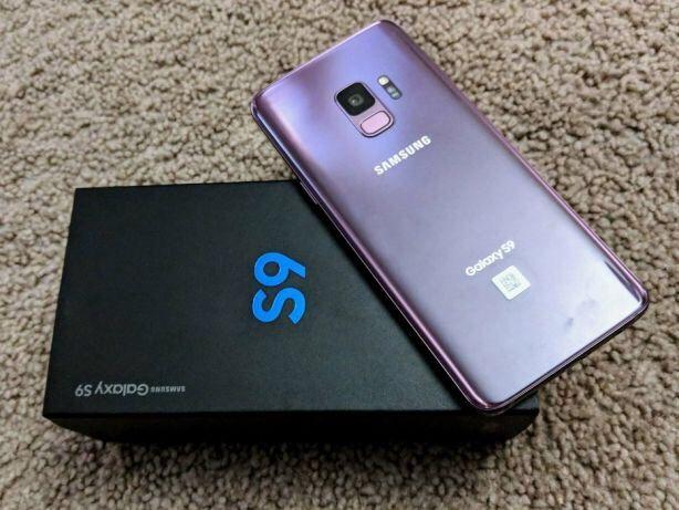 Samsung Galaxy s9 64GB novos selados