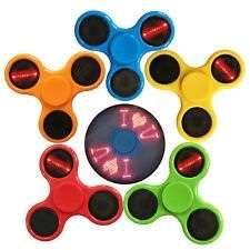 Spiner LED i love u