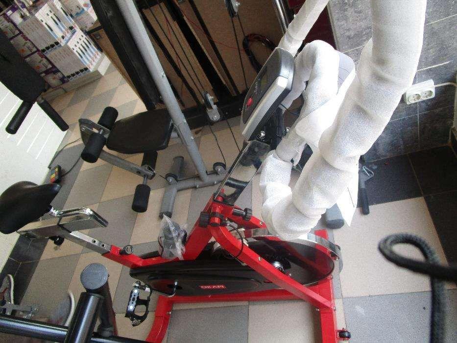 Vendo a minha bicicleta fixa, nova com conta quilometro