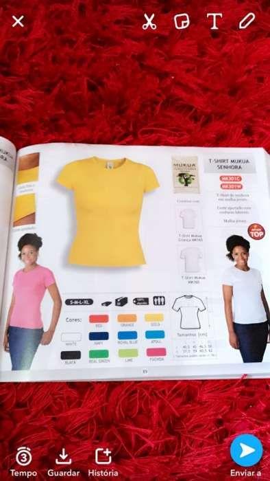 T-shirt /Polos / Camisas